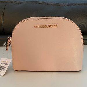 Michael Kors Jet Set Travel Pouch LG - Blossom
